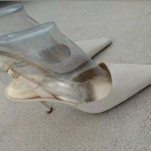 St John Slingback shoes 6.5